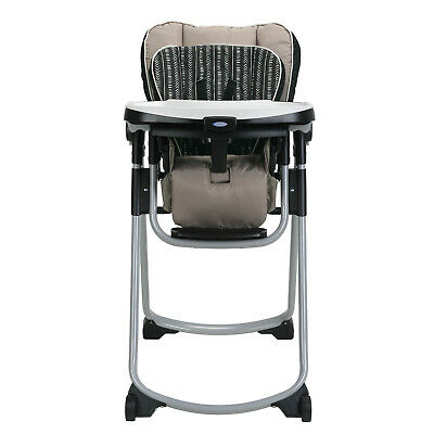 New Slim Spaces Infant High Chair