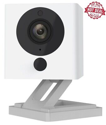 HOT Wyze Cam V2 1080p HD Indoor Wireless Smart Home Camera with NightVision
