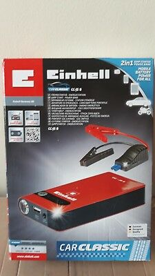 Einhell CC-JS 8 Portable Jump Start/Power Station NEW