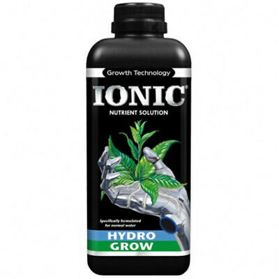 Fertilizante / Abono Ionic Hydro Grow Growth Technology (1L)