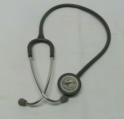 Pre-Owned 3M LITTMANN Stethoscope Classic II S.E. Gray Tube