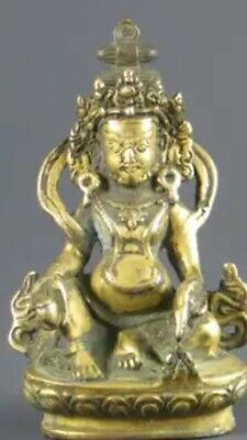 CHINESE TIBETAN QING DYNASTY BRONZE BUDDHA 1644 -1912 $10 to $10.000 . Past auct