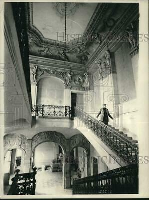 1975 Press Photo Abandoned 17th century palace to become France's Picasso Museum