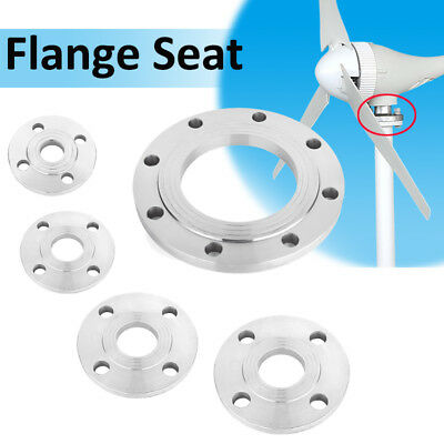 Wind Turbine Generator Flange Seat  Accessories Inner 29-135mm Outer