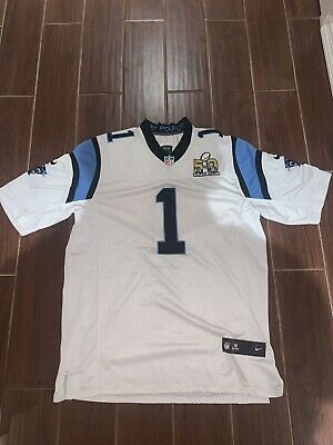 hot sale online 154e6 7f595 BRAND NEW CAM Newton #1 Carolina Panthers YOUTH S-M-L-XL ...