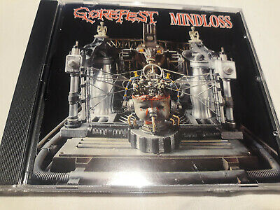 Gorefest ‎– Mindloss CD