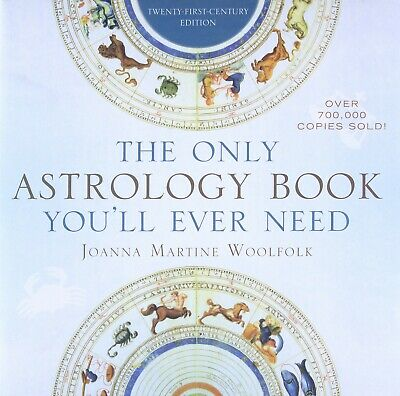 The Only Astrology Book You'll Ever Need by Joanna Woolfolk (2012, eBooks)