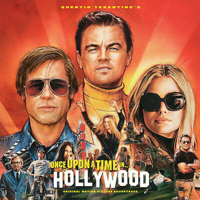 ONCE UPON A TIME... IN HOLLYWOOD PRESALE NEW VINYL 2LP OUT 27th SEPTEMBER