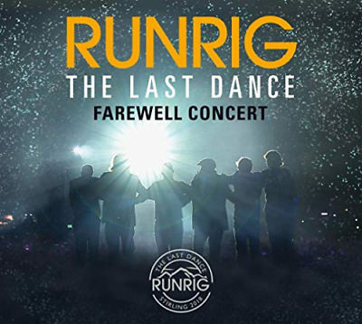 Runrig - The Last Dance - Farewell Concert At Stirling) (Box Set) CD NEW