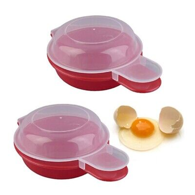 Microwave Cooker Fast Egg Muffa dell'hamburger Omelet Maker Kitchen Cooking Tool