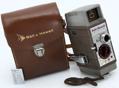 VINTAGE BELL & HOWELL 8MM Projector Autoload 248 BA - $25 00