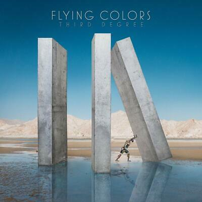 Flying Colors - Third Degree (NEW CD ALBUM) (Preorder Out 4th October)