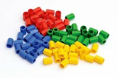 Numicon: 80 Coloured Pegs by Oxford University Press 9780198487234 | Brand New