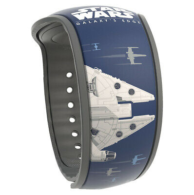 Disney Parks Star Wars Galaxy's Edge Black Spire MagicBand 2 Limited Release NEW