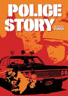 POLICE STORY TV SERIES COMPLETE SEASON TWO 2 New Sealed 6 DVD Set