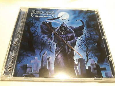 Dissection ‎– Where Dead Angels Lie CD