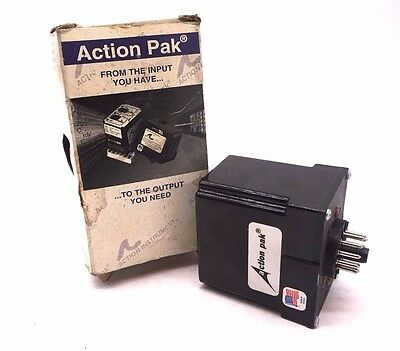 New Action Instruments 4051-254 Signal Conditioner 4051254