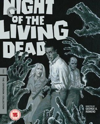 Nuovo Night Of The Living Dead - Criterion Collection Blu-Ray