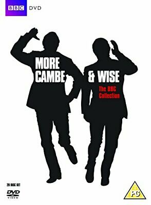 Morecambe and Wise DVD Box Set Complete Series 1-9 Collection (29 Disc Set)
