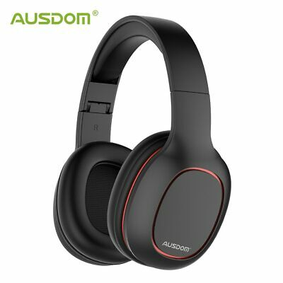Ausdom M09 Bluetooth Headphone Over-Ear Wired Wireless Headphones Foldable