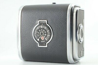 [EXC+5] Hasselblad A12 6x6 120 Film Roll Back Chrome for V Series from Japan 302