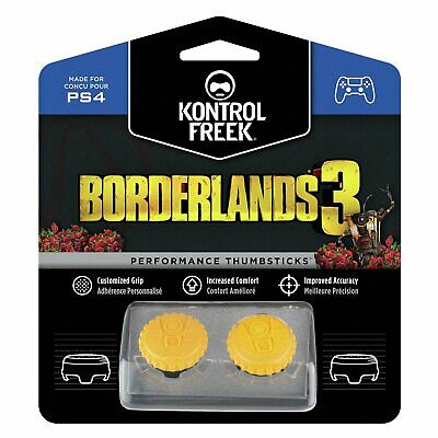 KontrolFreek Borderlands 3 Performance Mid-Rise PS4 Thumbsticks