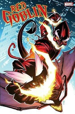 Red Goblin Red Death #1 1:25 Woods Variant - PRE-SALE, 10/30/19 - NM!!!