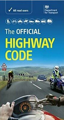 The Official Highway Code 9780115533426 | Brand New | Free UK Shipping