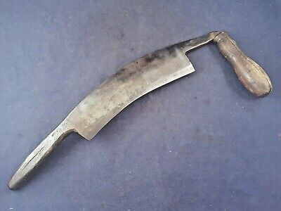 Excellent Vintage Coopers Chamfer Knife or Shave (can't figure out maker)