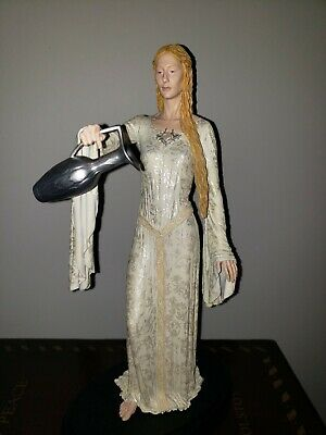 Lady Galadriel Lord of the Rings LotR statue Sideshow WETA Excellent condition.