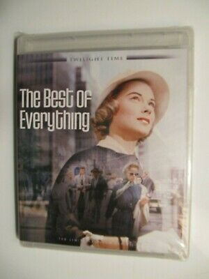 1959 The Best of Everything ( Twilight Time ) Limited Blu-ray w/Booklet Like New