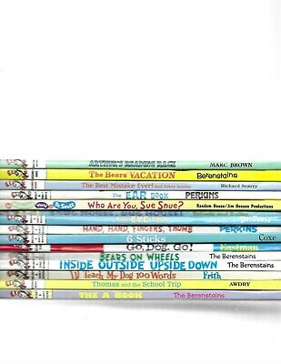 """Dr. Seuss:""""Collection of 15 Children's Classics Books   (Like New)-New"""