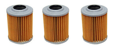 Motorcycle Parts 4 Pack Oil Filters For Can-Am DS650 Bombardier DS650 Racer 2000 Motors