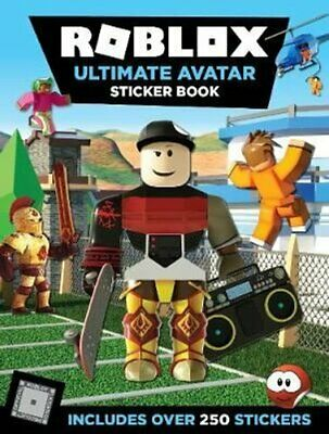 Roblox Ultimate Avatar Sticker Book by Egmont Publishing UK 9781405291828