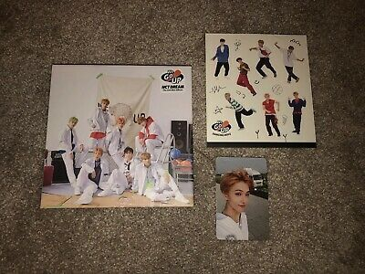 NCT DREAM We Go Up Album W/ Jisung's Photo Card (READ DESCRIPTION)