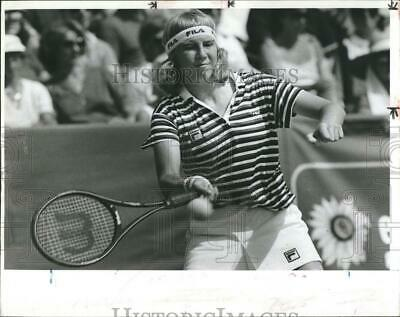 1982 Press Photo Andrea Jaeger, 17 year old tennis player - RSH16369