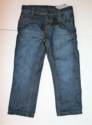 Mothercare Brand Boys Blue Urban Exotic Denim Jeans Size 3 yrs BNWT #BOY2