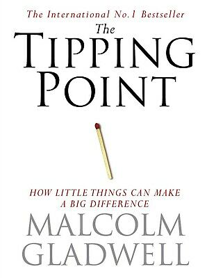 The Tipping Point by Malcolm Gladwell-MP3 audio audiobook format