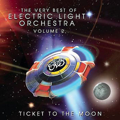 Ticket To The Moon-The Very Best Of Electric Light Orchestra Vol2 Electric Ligh