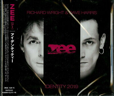 Zee-Identity 2019-Import Cd With Japan Obi Bonus Track E97