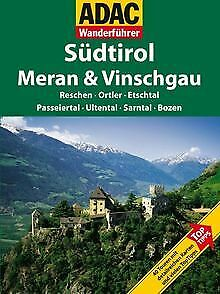 ADAC Wanderführer Südtirol/Meran & Vinschgau | Book | condition very good