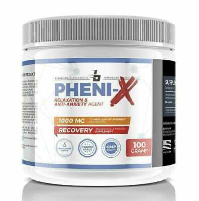 Blackline Supplements - Pheni-X , Phenibut200g (200 Portionen), 2000mg