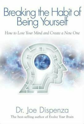 Breaking The Habit of Being Yourself by Dr. Joe Dispenza -MP3 audiobook format