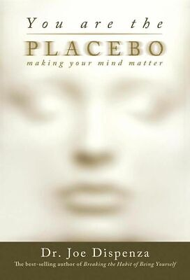 You Are the Placebo by Dr. Joe Dispenza-MP3 audio audiobook format