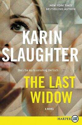 THE LAST WIDOW by Karin Slaughter [September 2019,Book, PDF, EPUB]