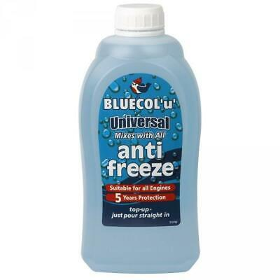 BLUECOL 'U' Universal Concentrate Antifreeze / Suitable for all Engines  - 1L