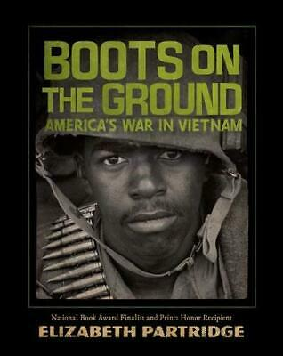 Boots on the Ground by Elizabeth Partridge (author)
