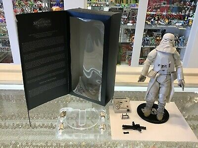 Sideshow - Militaries Of Star Wars - Snowtrooper - 1/6 Scale - Mib