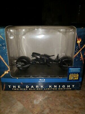The Dark Knight  Bat pod only limited edtion