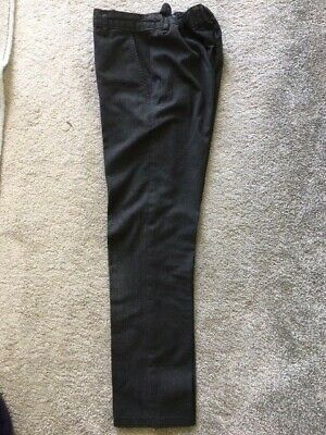 Marks And Spencer Boys School Trousers Age 10-11